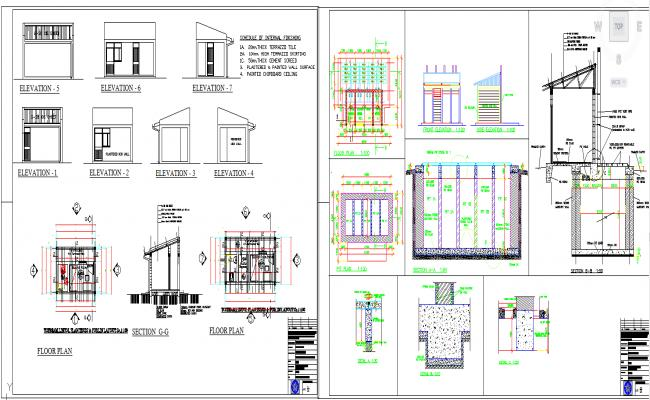 Guard house design for Guard house design layout